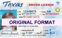 texas temporary drivers license template - download free novelty drivers license templates free